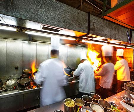 Michelin Restaurant