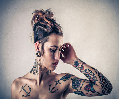 Local Tattoo Shop | Tattoo Parlor | Find Local Body Piercings